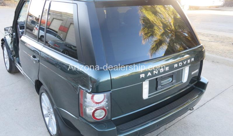 2011 Land Range Rover HSE Supercharged full