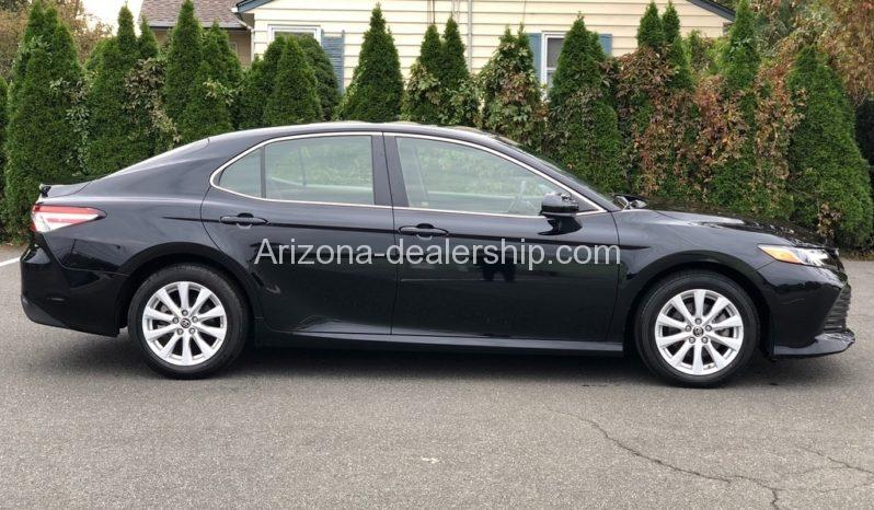 2018 Toyota Camry LE  SALVAGE TITLE $12000 full