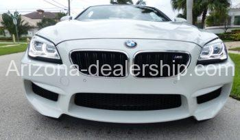 2017 BMW M6 M6 COUPE full