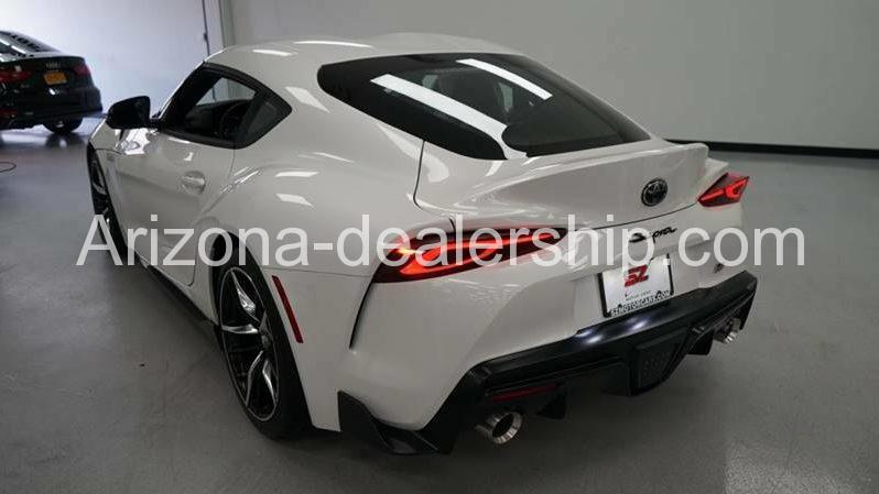 2020 Toyota GR Supra 3.0 2dr Coupe full