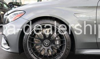 2019 Mercedes-Benz C-Class AMG C 63 Coupe full