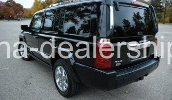 2008 Jeep Commander 4X4 OVERLAND-EDITION full