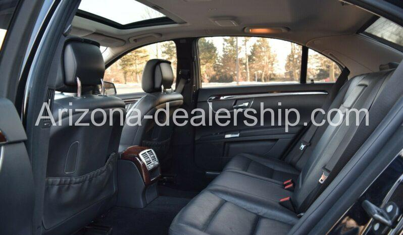 2010 Mercedes-Benz S-Class AWD 4MATIC LUXURY-EDITION full