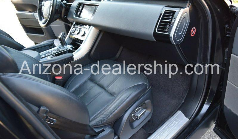 2015 Land Rover Range Rover Sport 4X4 SPORT SUPERCHARGED V8-EDITION full