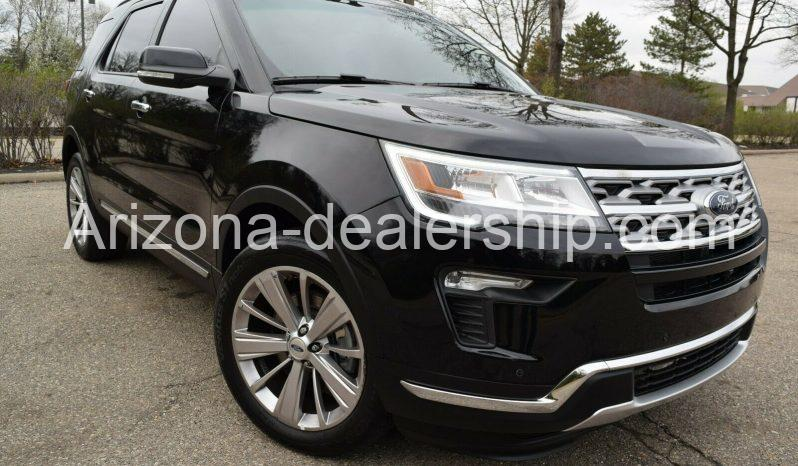 2019 Ford Explorer 4X4 LIMITED-EDITION full