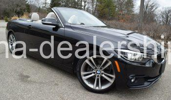 2018 BMW 4-Series 4-SERIES CONVERTIBLE 430i LUXURY-EDITION full