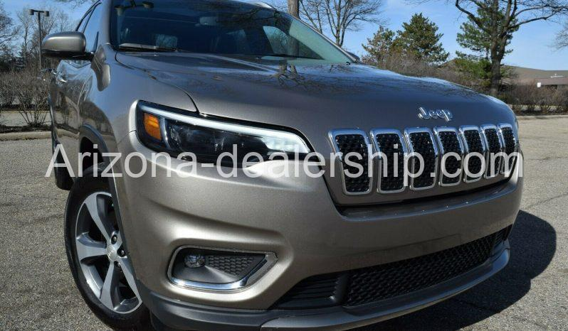 2019 Jeep Cherokee 4X4 LIMITED-EDITION full