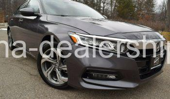 2019 Honda Accord EXL-EDITION(LEATHER & SUNROOF PACKAGE) full